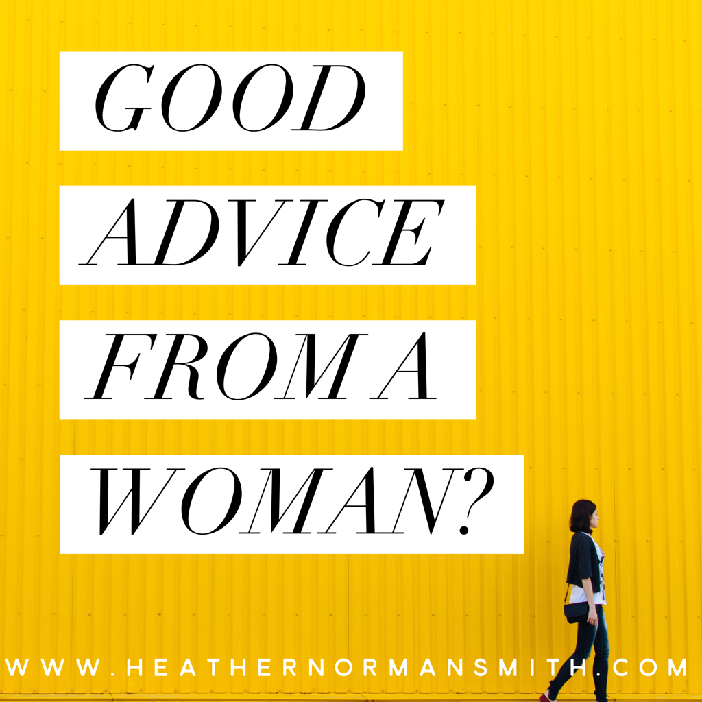 Learn about two examples of great advice given by women in scripture.