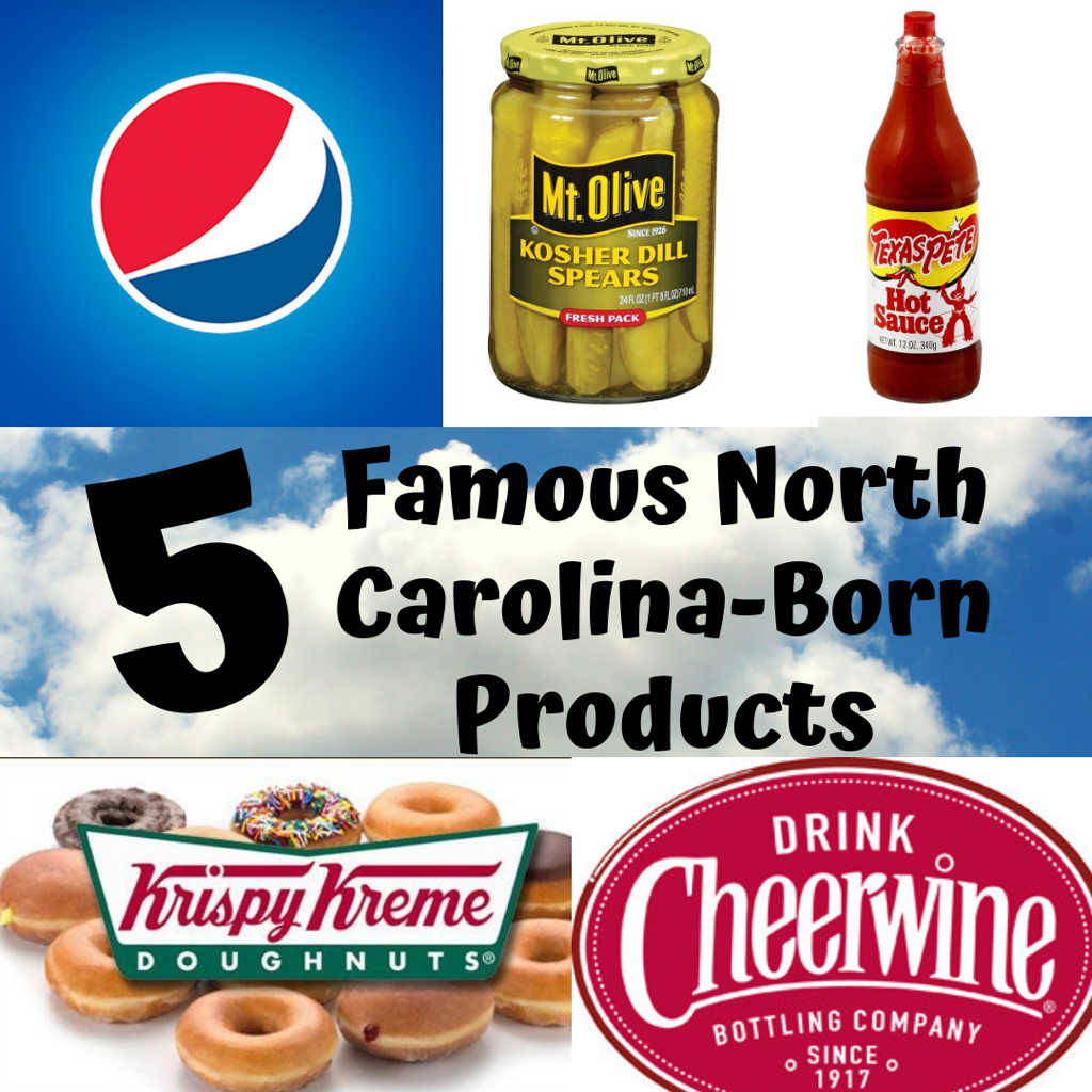North Carolina Products